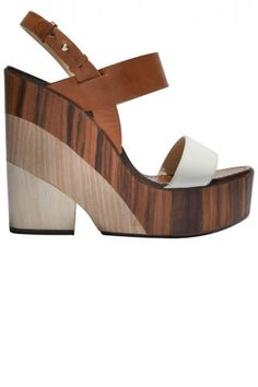12 chic wedge sandals perfect for spring.