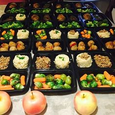 Another week of Meal prep by chef kash. #sundaymealprep #fitfam #fitmeals #chef.kash #mealprepsunday #mealprepforsuccess #cleaneating #plantosucceed #convenience #meal #foodprep #mealprepping #mealprepfortheweek by chef.kash