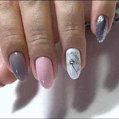 Acrylic Nails Coffin Ombre, Acrylic Nail Designs Glitter, Classy Acrylic Nails, Square Acrylic Nails, Summer Acrylic Nails, Classy Nails, Round Nails, Sparkle Nails, Nails Inspiration