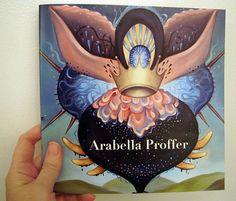 Mini Art Catalog Arabella Proffer by BellaVendetta on Etsy, $6.99