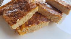 Γαλατόπιτα - Dukan Greece Cookbook Recipes, Cooking Recipes, French Toast, Sandwiches, Easy Meals, Bread, Breakfast, Community, Foods