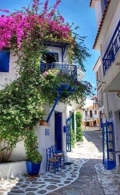 Places Around The World, Travel Around The World, Around The Worlds, Beautiful Places To Travel, Wonderful Places, Holiday Places, Greek Islands, Dream Vacations, Countryside