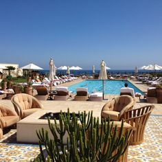 Terranea Resort, Palos Verdes California.