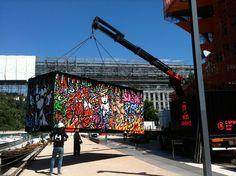 Installation du Container CAPSA