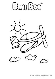 Helicopter Coloring Pages Clipart Panda Free Clipart