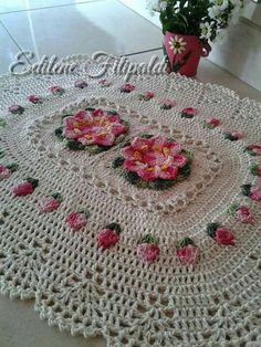 Crochet Doilies, Rugs On Carpet, Crochet Projects, Crochet Patterns, Victorian, Quilts, Blanket, Sewing, Knitting