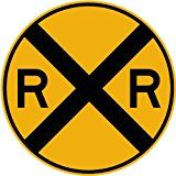#DailyDeal Street & Traffic Sign Wall Decals - Rail Road Crossing Symbol Sign - 24 inch Removable Graphic     Street Traffic Sign Wall DecalsExpires Mar 4, 2017     https://buttermintboutique.com/dailydeal-street-traffic-sign-wall-decals-rail-road-crossing-symbol-sign-24-inch-removable-graphic/