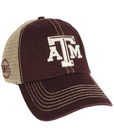 Texas A M Aggies  47 OHT Maroon Trawler Clean Up Cap - OPERATION HAT TRICK  OHT - 47 BRAND - BRANDS fad4a134c