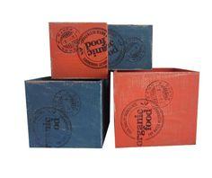 zestaw 4 pudełek Original Food   MyFlair
