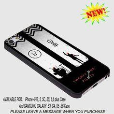 Twenty one pilots blurryface for iPhone Case & Samsung Galaxy Case Hard Plastic #UnbrandedGeneric