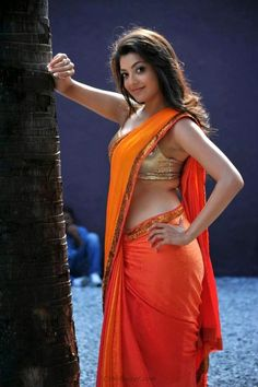 What a saree Baby