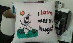 Olaf cushion