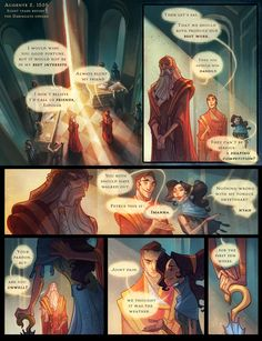 So I stumbled into these Dawngate chronicles comics. So far really good! Love the artwork