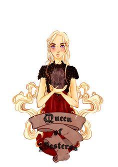 Queen of Westeros by AlexielApril