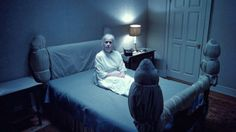 An innocent girl is evilly possessed -- and a doubting priest becomesher last hope. Linda Blair and Ellen Burstyn in the two-time AcademyAward® winner that shocked the world. Linda Blair, Days Till Halloween, Halloween Diy, The Exorcist 1973, Max Von Sydow, Sympathy For The Devil, Light Film, Horror Films, Scary Movies