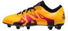 adidas X 15.1 FG/AG Cleats solar gold