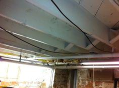 Paint Unfinished Basement Ceiling - Painting - DIY Chatroom - DIY Home Improvement Forum