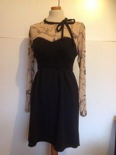 Dress By M. Montis