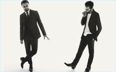 James McAvoy Covers L'Uomo Vogue, Talks 'Split'