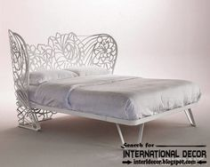 modern italian wrought iron beds and headboards white wrought iron bed