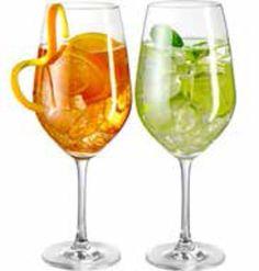 Het ideale glas voor  een verfrissende  cocktail tijdens warme zomeravonden. Inclusief receptenboekje om volop te experimenteren.