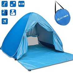 Fannel Baby Beach Tent Pop Up Portable Shade Pool UV Protection Sun Shelter For