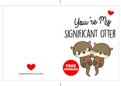 FREE Printable Anniversary Cards images Templates 💖 Cute Anniversary Gifts, Anniversary Cards For Boyfriend, Funny Anniversary Cards, Funny Valentine, Happy Valentines Day, Free Printable Anniversary Cards, Fiance Birthday Card, Pew Pew, Love Cards