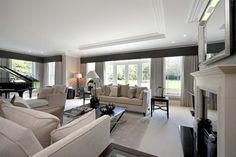 pelmet box ideas living room contemporary with living room