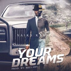 "Your Dreams – Saiks Kyrian @saikskyrian (Audio) Saiks Kyrian is a motivational and inspirational singer. He releases another inspirational song ""Your Dreams"". This amazing and inspiring track was produced by Hillary. The songs says that no matter the situation we should keep... #naijamusic #naija #naijafm"