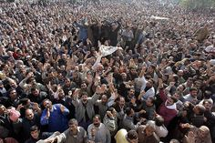 Egyptian textile workers' strike shows growing anger at regime's austerity