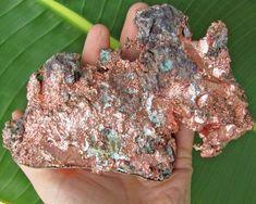 1.138 Kilo HUGE USA Copper  Speciemn  MYGM 1536  copper  mineral specimen