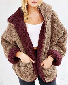 hoodies for women winter coats and jackets fur trimmed hoodie faux fur jacket for women short fluffy jacket vegan fur tan hoodie coat. Save.extra 10% OFF First Order by code WORTHTRYIT, Shipped withins 18 hours