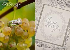 Grey wedding inspiration | Photo: Jayme Morrison