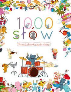1000 słów. Słownik obrazkowy dla dzieci-Opracowanie zbiorowe