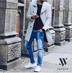 Men with style