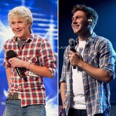 Just how fast the night changes. *sniffle* our little baby is all grown up!