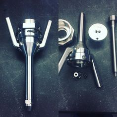 One of two prototype swirl adapters. A form of end-of-arm robotic tooling for high-performance epoxy application. Took some alterations to the customers initially design, but our team made it happen. #maga #skilledtrades #manutec #steel #stainlesssteel #stainless #robot #robotics #robotparts #robotic #precision #precisonmachining #engineering #cnc #cncmachined #madeinusa #madeinamerica #madeinmichigan #macombcounty #macomb #usmanufacturing #michiganmade #americanmade