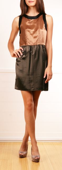 Cute short dress for events for the wedding
