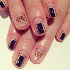 Square art nails #avarice #art #design #kayo #nails #nailart #nailsalon #square (NailSalon AVARICE)