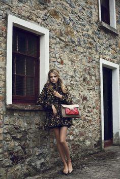 dustjacket attic: Fashion Inspiration | Cara Delevingne | Mod Girl
