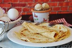 Best Crepes in Orlando Where do crepes come from? Crepes are known to have a very fascinating history. Crepes, which originated from a small Healthy Soup Recipes, Diabetic Recipes, Eat Healthy, Celiac Recipes, Fennel Recipes, Healthy Cooking, Dessert Breton, Crepe Maker, How To Make Crepe
