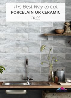 1000 images about diy home improvements on pinterest for How to cut ceramic floor tile