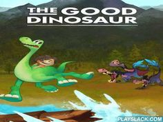 Disney: The Good Dinosaur  Android Game - playslack.com , lead a humorous dino and his colleague, a male labelled  point, through a collection of levels. support the dino move on and evade threats. a good dinosaur Arlo and a male labelled  point,  are the heroes of this game for Android and the same name wit. They go on a mind-blowing travel through the past world and you need to support the dinosaur get as far as accomplishable. Jump across streams, holes, and other hindrances. evade…