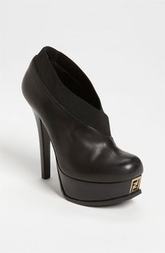 Fendi 'Fendista' Bootie available at #Nordstrom