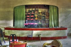 Staged: Abandoned hotel by Timothy Neesam (GumshoePhotos), via Flickr