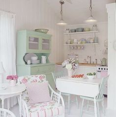 Shared -> Country Cottage Style Wallpaper ;-D