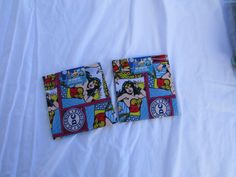 Looking For This Classic Wonder Woman Fabric?  To My Knowledge it is No Longer Available  I Found Some More Fat Quarters of This Fun Wonder Woman Fabric And Offer Them to You!  Label States 100% Cotton  Label States 18 x 21  Also, I have some yardage on hand as well designated for custom orders  Order Them for Your Own Projects, or Send Me a Request For a Custom Order