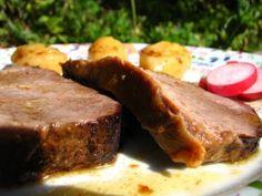 Cinco Quartos de Laranja: Vitela assada no forno Meatloaf, Steak, Savoury Recipes, Food, Eyes, Beef Recipes, Savory Foods, Main Dishes, Portuguese Recipes