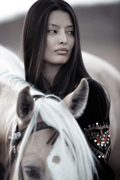 Horse walk by Arman Zhenikeyev, via Behance