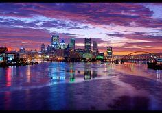 Jason Greiner                                                                                                                        The purple sky is amazing
